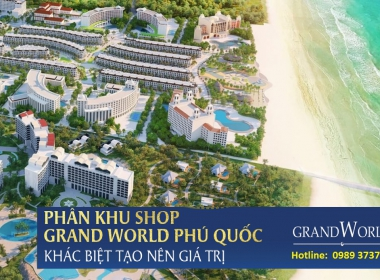 SHOP GRAND WORLD PHÚ QUỐC